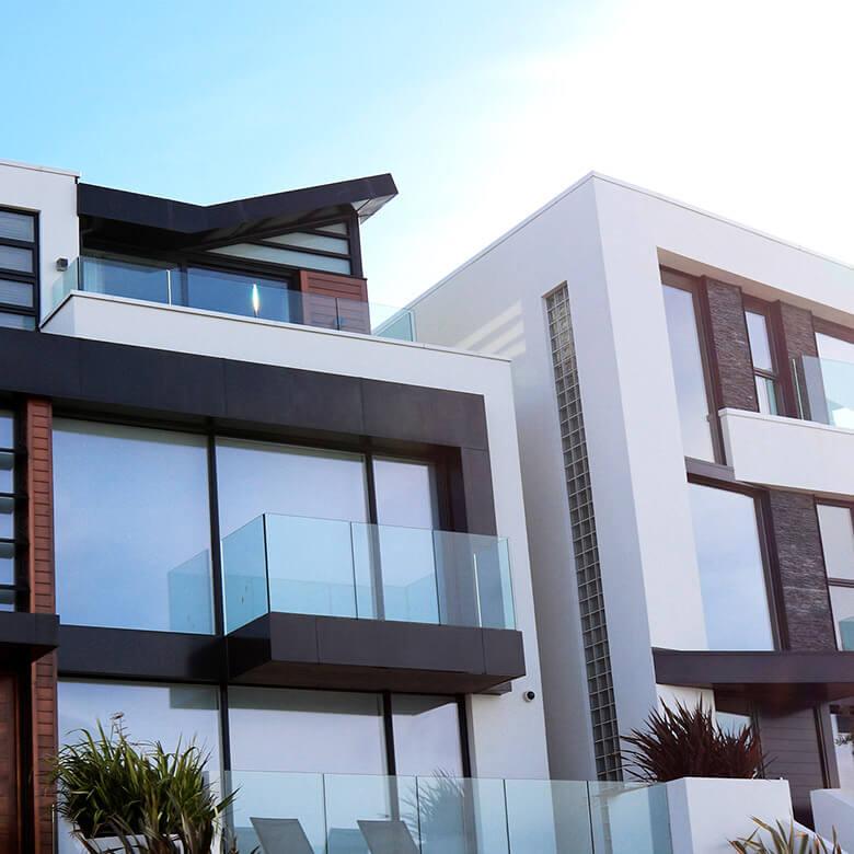 Progettazione edifici residenziali e commerciali